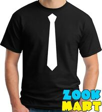T shirt [Tie] Design Men's Printed Tshirt - 100% Cotton Tees [LMAO]