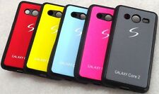 IMPORTED LOGO SERIES SOFT+HARD BACK CASE COVER 4 SAMSUNG GALAXY CORE 2 SM-G355H