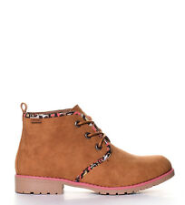 Mustang - Botines Springboots camel