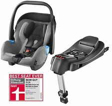 RECARO Privia Child Baby Infant Car Seat Carrier 0-15 month 0-13kg + ISOFIX Base