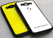 IMPORTED LOGO SOFT+HARD BACK CASE COVER FOR SAMSUNG GALAXY GRAND 2 G7102 G7106