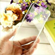 "Transparent Ultra Slim Crystal Clear Hard Cover Case For iPhone 6/6s PLUS (5.5"")"