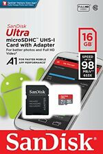SanDisk Ultra 16/32/64/128/200GB  SD SDHC SDXC LOT Class10 microSD & SD card