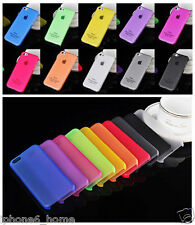 Transparent Matte Frosted Ultra Thin Shell Case Cover For iPhone 6/6s &6/6s Plus