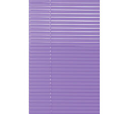 CONCEPT DECOR VENEZIANA in PVC LAVANDA per finestre lamelle 25 mm