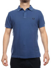 FRED PERRY POLO SLIM FIT ACQUARIO 30102165 Polo manica corta Uomo