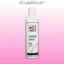9% Creme Oxyd 250ml  H2O2 Wasserstoffperoxid Oxydant Hairwell INTENSIVE EURODOR
