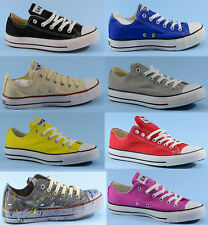 SCARPA UOMO - DONNA - CONVERSE - ALL STAR - SNEAKERS - CHUCK TAYLOR - CAMOUFLAGE