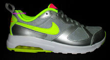 scarpe donna running NIKE AIR MAX MUSE pink grigio silver 39 UK 5,5 US 8  25 CM