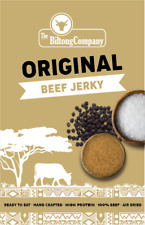 Original BEEF JERKY - 125g to 1kg - from The Biltong Company - FREE postage!
