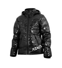 Acerbis - Chaqueta acolchada impermeable ACERBIS Na-no Storm Lady negro Mujer...