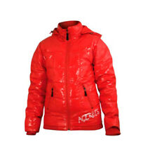 Acerbis - Chaqueta acolchada impermeable ACERBIS Na-no Storm Lady rojo Mujer ...