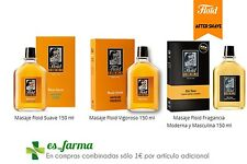 FLOID MASAJE AFTER SHAVE MENTOLADO SUAVE VIGOROSO BLACK 150 ML FLOÏD