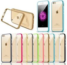 Q5 BUMPER COVER RETRO RIGIDO GEL PER APPLE IPHONE 4 4S 5 5S 6 6S PLUS