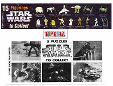 Star Wars Tombola Figures, Spaceship Kits or Jigsaws