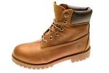 Timberland Boots Authentic 6 Inch 80904 Rostbraun Gr. 36 - 40