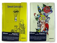 TAKKODA teNeues MAGNETO Note Book Journal: Ed Hardy, Andy Riley Bunny Suicides