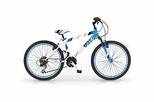 "Mountain Bike MBM District Ragazzo Front Suspended (mod.624U - 24"" 18 Velocità)"
