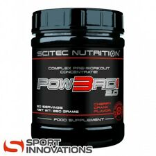 (61,43€/1kg) Scitec Nutrition POW3RD! 2.0 Cherry Crank Coffein Booster 350g