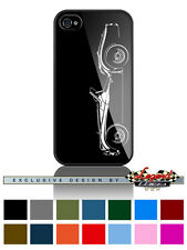 "Triumph TR2 TR3 Convertible Roadster ""Profile Phone Case iPhone & Samsung Galaxy"