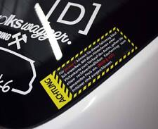 CAR SALES Sticker Purchase contract 30K 30.000 Car dealers Sale JDM DUB Sticker