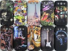 IMPORTED DESIGNER PRINTED HARD BACK CASE COVER FOR SAMSUNG GALAXY S3 NEO