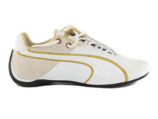 PUMA FUTURE CAT LOW BIANCO BEIGE ORO 301197 01 sneakers scarpa donna