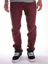 Carhartt Ziggy Jeans cranberry vintage washed NEU