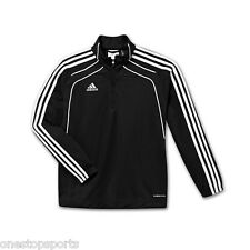 Adidas boys black Condivo football training top. Sports top. Age 5-6, 7-8 & 9-10