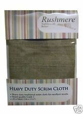 Rushmere Traditional Heavy Duty Window Cleaning Scrim Cloth 45 x 90 or 45 x 38cm