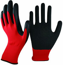 À MAIN PROTECTION LATEX PLISSER CONSTRUCTEUR TRAVAIL SAFETY GANTS VENTE EN GROS