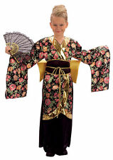 #Japanese Geisha Girl Costume Fancy Dress Small / Medium / Large / Extra Large
