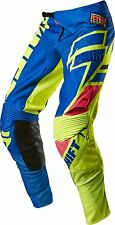 Shift Faction Mainline Pants blue Hose Motocross
