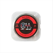 Original Coil Master Wickel-Draht Nickel, Coilmaster Wire