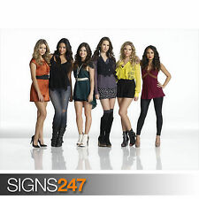 PRETTY LITTLE LIARS CAST (1196) Photo Picture Poster Print Art A0 A1 A2 A3 A4