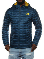 NORTH FACE M THERMOBALL HOODIE BLU MONTEREY CMG9BH7 Giacca invernale Uomo