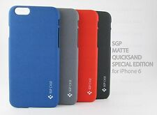 SGP case for Apple Iphone 6 mobile phone Matte Quicksand back cover