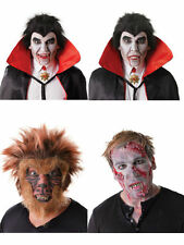 HORROR PARTY DRACULA #ZOMBIE WOLFMAN TEETH HALLOWEEN FANCY DRESS ACCESSORY
