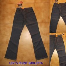 Jeans Levi's 525 Stretch A Zampa D'elefante Red Tab Slim fit W 25 26 27 28 29 31