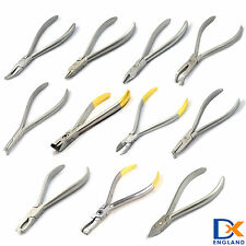 Medentra Orthodontic Range Of Archwire Cutters Ortho Dental Forming Pliers New