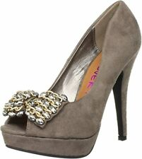 RRP £55 NEW DUNE HOH SIZE 3 4 5 6 7 BLACK TAUPE COFFEE DULCIE BEADED COURT SHOES