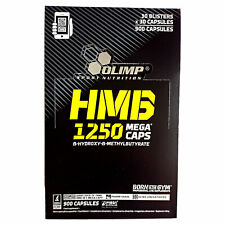 HMB PILLS - PREMIUM Quality Supplement Burns Fat & Supports Lean Muscle Growth