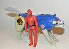 1984 Voltron Doom Commander action force figures Blue Lion