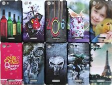 IMPORTED DESIGNER PRINTED HARD BACK CASE COVER FOR MICROMAX CANVAS UNITE 3 Q372