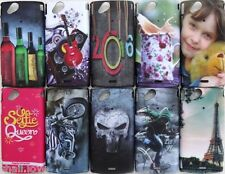 IMPORTED DESIGNER PRINTED HARD BACK CASE COVER FOR SONY XPERIA ARC S LT18i LT15i