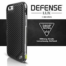 X-Doria Defense Lux Rugged  Case with Aluminum Bumper Cover for iPhone 6/6sPlus