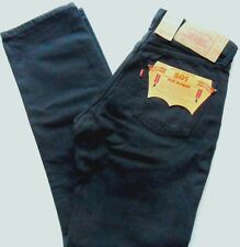 "LEVI's 501 Jeans Girls Red Tab Button Fly Vintage 6501 Navy 26"" x 30"" ,30"" x 28"""