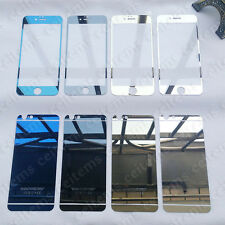 Front + Back Mirror Tempered Glass Film Screen Protector for iPhone 6 6s Plus