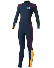 Rip Curl Dawn Patrol 3/2mm Ladies Wetsuit (2016) in Orange