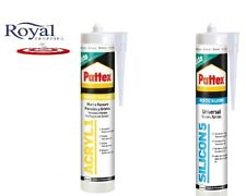 SIGILLANTE PATTEX  CARTUCCIA SILICONE ACRYLIC SEALANT 300 ML SUPER OFFERTA
